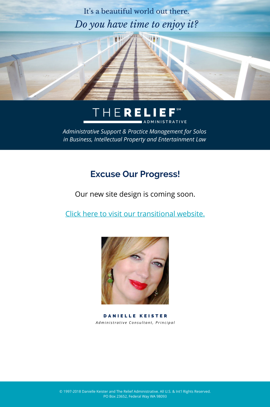 The Relief Administrative - Administrative Support and Practice Management for Solo Attorneys